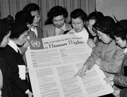 Worldwide UN family celebrates enduring universal values of human rights