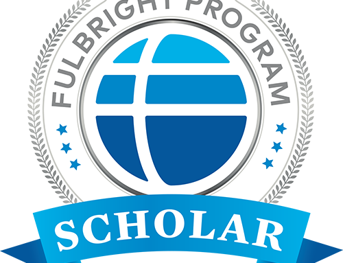 Dr. Perlman Is Awarded 2019-2020 Fulbright Scholarship